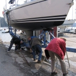 s/y_Aquileja_-_naming_and_launching_7